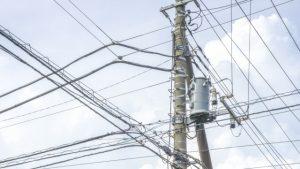無電柱化 電線 街づくり A&F ジオリゾーム 電線のない 小池百合子